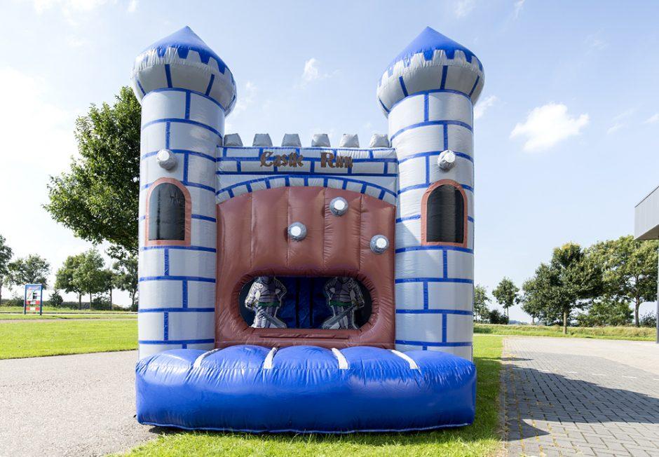 Mini run château-fort
